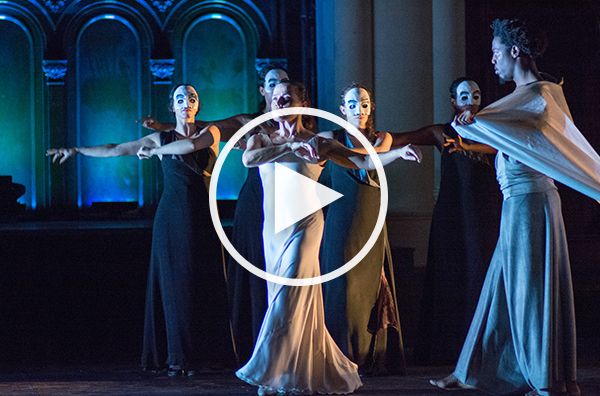 Noche Flamenca March 12, 2017 at the Chan Centre for the Performing Arts