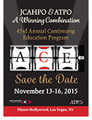 ACE 2015 Save the Date