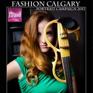 Fashion Calgary Portrait Campaign