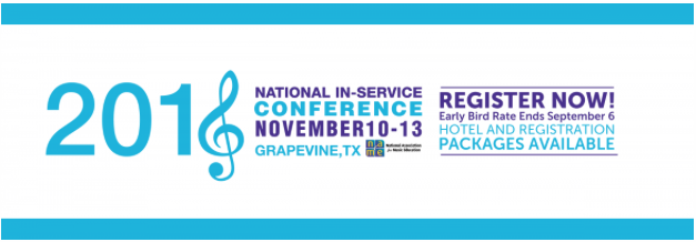 National In-Service Conference