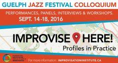 Guelph Jazz Festival