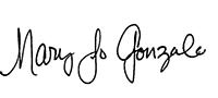 Mary Jo Gonzales (signature)