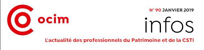 Ocim infos n°90, janvier 2019