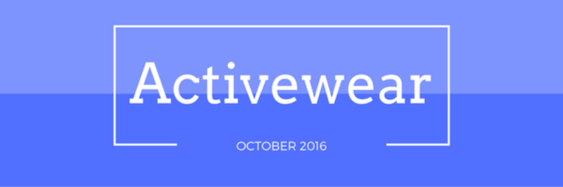Activewear: An In-Depth Analysis