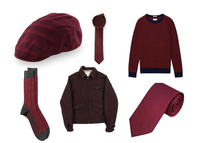 The Pantone Color of the Year is Marsala: Why Menswear Designers Don't Give a Shit