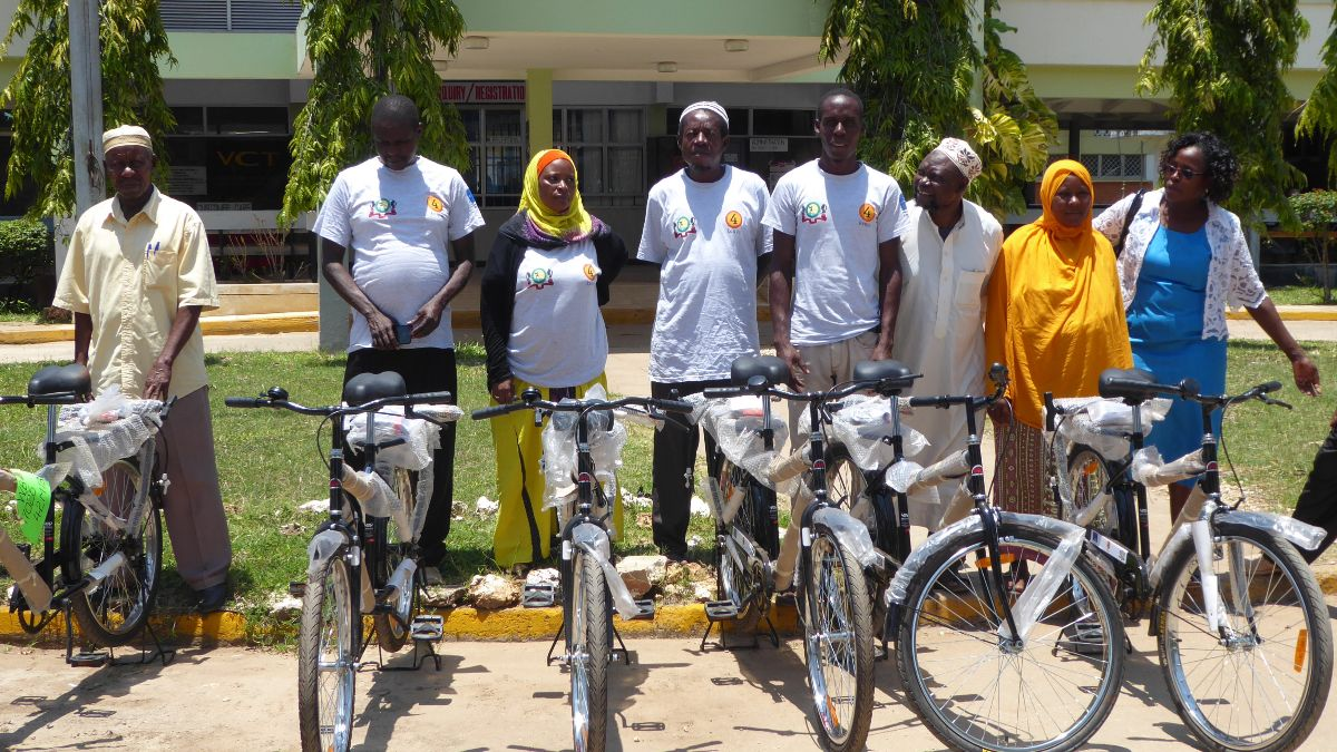 Community Health Volunteers of Kwale County