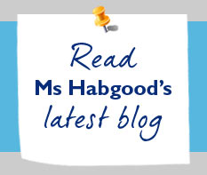 Ms Habgood's Blog
