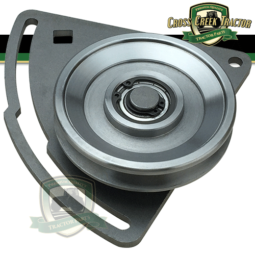 Ford Idler Pulley With Bracket