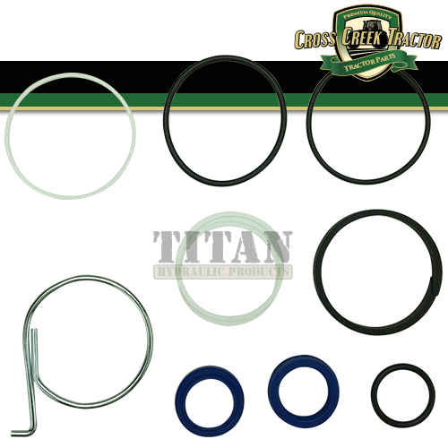 Massey Ferguson Power Steering Cylinder Seal Kit