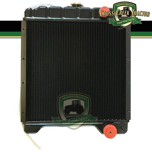 Case-IH Radiator