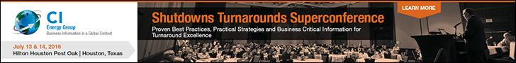 Shutdowns Turnarounds Superconference
