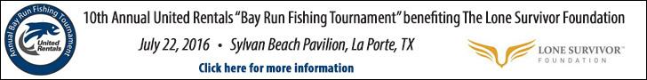 United Rentals Bay Run Fishing Tournament