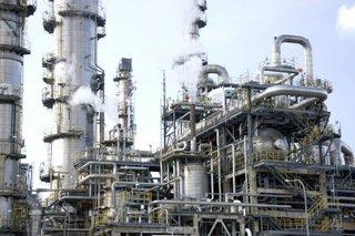 Refinery worker
