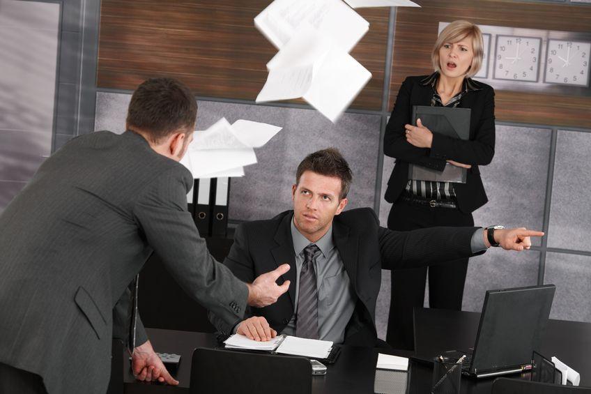 Workplace violence