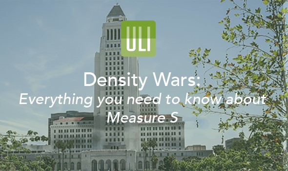 ULI: Density Wars