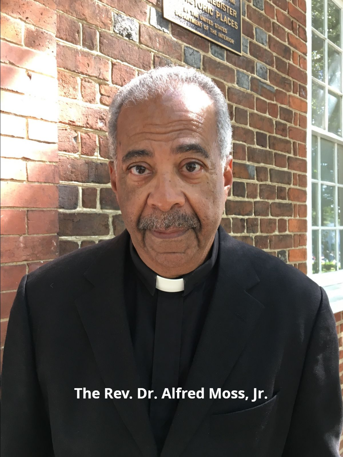 The Rev. Dr. Al Moss