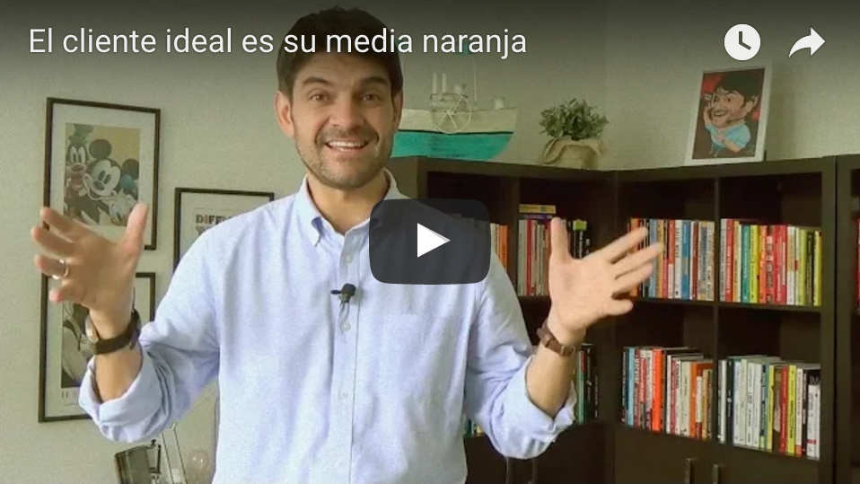 Cliente ideal media naranja >>