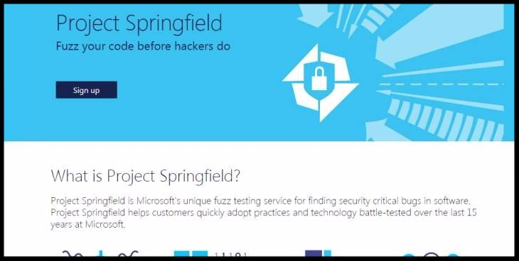 Project Springfield