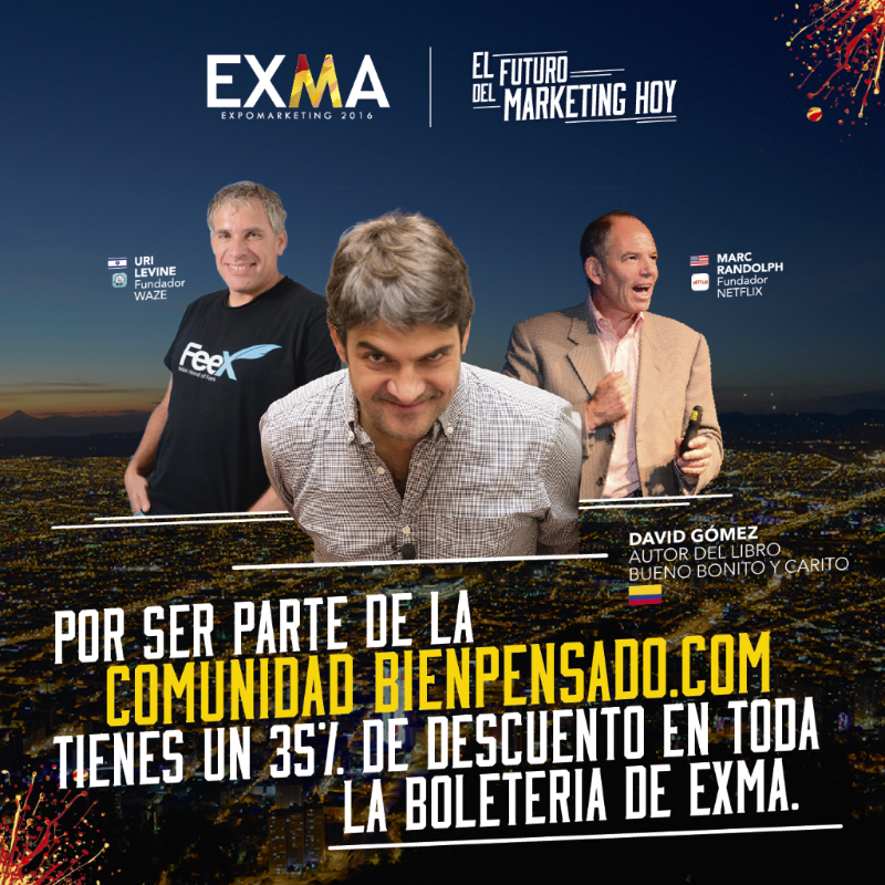 EXMA Colombia 2016