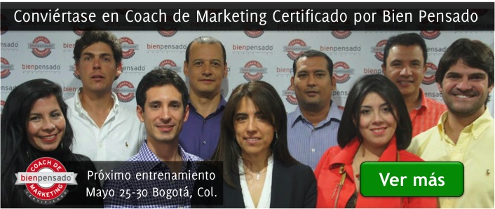 Conviértase en Coach de Marketing