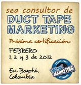 Sea consultor de Duct Tape Marketing