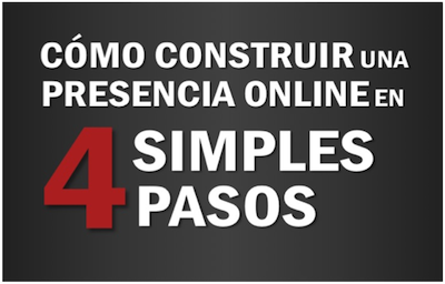 Marketing online en 4 pasos