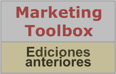 Marketing Toolbox - ediciones anteriores