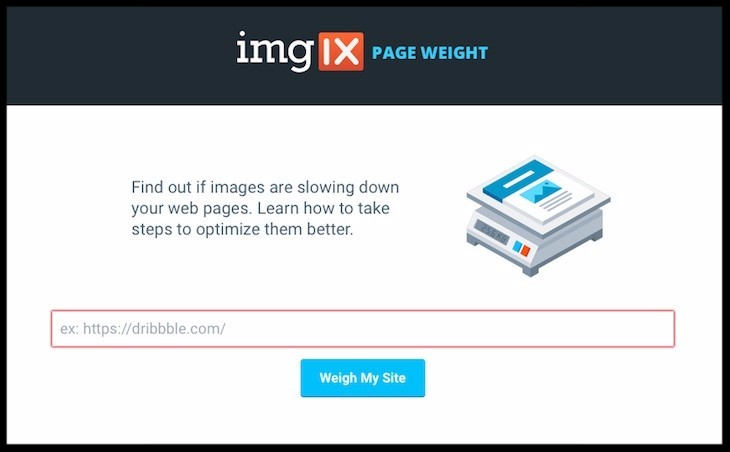 Imgix Page Weight