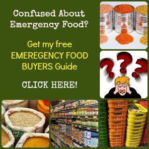 Backdoor Survival Emergency Food Buyers Guide