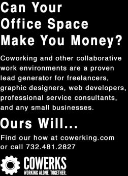 Cowerks - Asbury Park, NJ's Coworking & Tech Community.