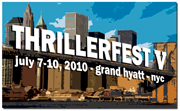 Register now for ThrillerFest V