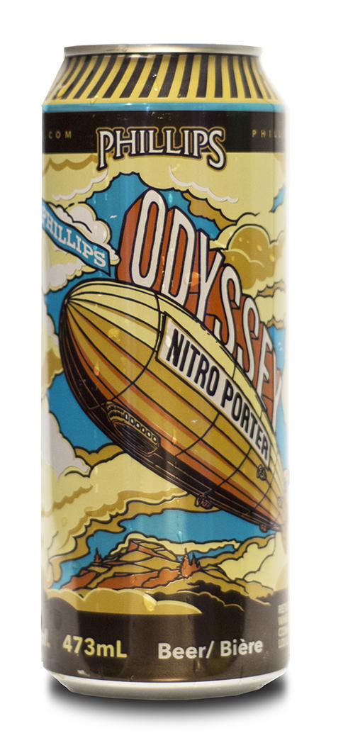 Odyssey NItro Porter