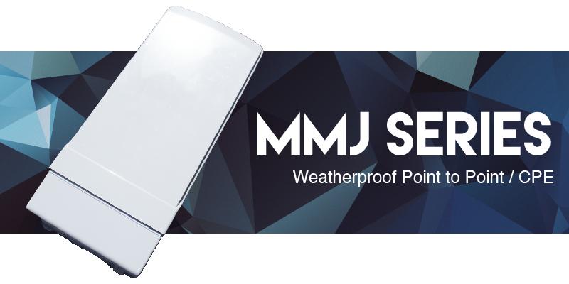 MMJ Series Header