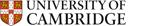 Cambridge University Logo white