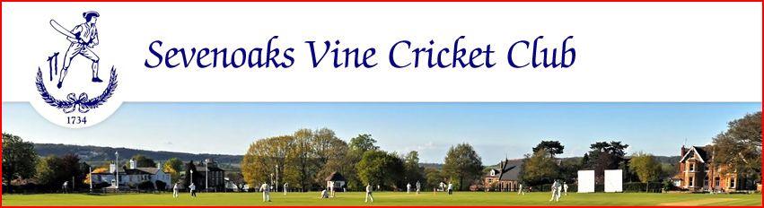 Sevenoaks Vine CC