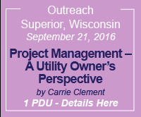PMI-MN September Outreach WI