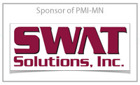 PMI-MN June Sponsor: SWAT Solutions