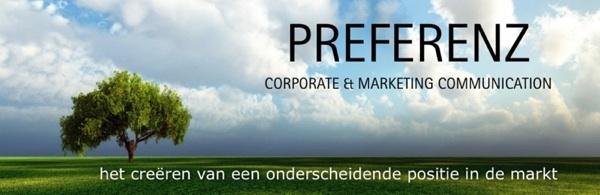 Preferenz. Het creëren van een onderscheidende positie in de markt.