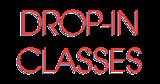 drop in classes