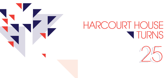 Harcourt House turns 25