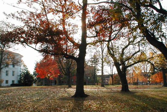 Fall Campus Visit Season