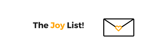 Joy List logo