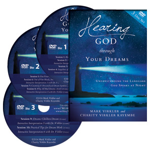 Hearing God Through Your Dreams DVDs