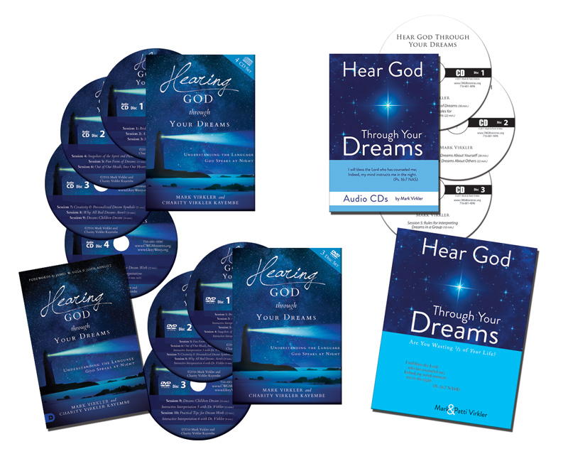 Dream Your Way to Wisdom package