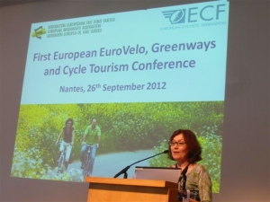 The director of EGWA and its conference in Nantes