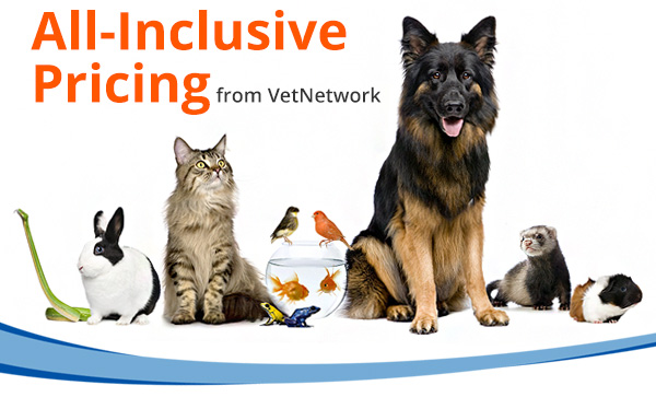 New All-Inclusive Pricing from VetNetwork