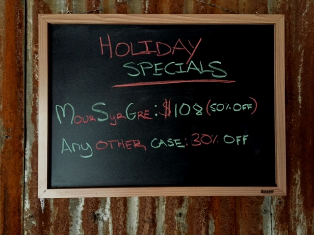 2015 Holiday Specials