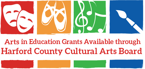 Arts in Education Grants available through Harford County Cultural Arts Board