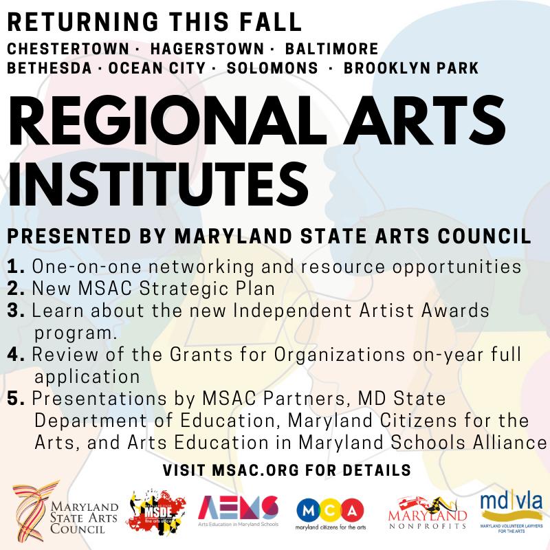 Regional Art Institute Advertisement