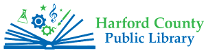Harford County Public Library logo